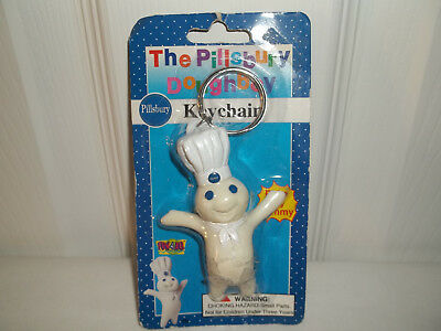 1996 The Pillsbury Doughboy Keybchain By Fun For All Inc.