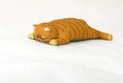 Takara Tomy ARTS Panda's ana Sleeping Zoo P2 Yellow Cat ZZZ figure New US seller