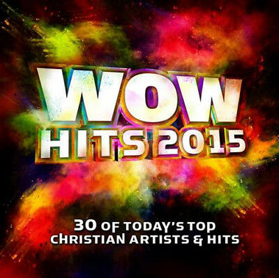 Various Artists - Wow Hits 2015 [2CD] 2014  •• NEW ••