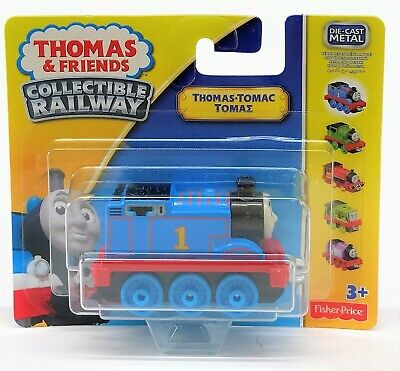 Thomas the Tank Engine Toy Train Collectible Railway THOMAS and Friends (BHR65)