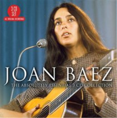 Joan Baez-The Absolutely Essential 3CD Collection  CD / Box Set NEW