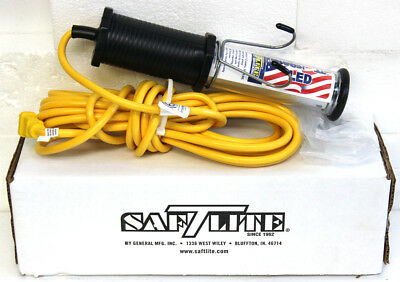 General Mfg  Saftlite Stubby 2 P/n:dx1413-1400X  Drop Light