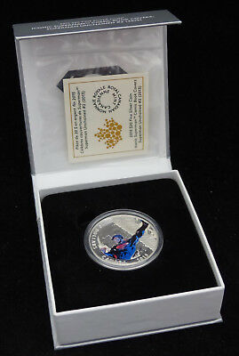 2015 Canada 20$ Dollars Fine Silver Coin Superman Unchained No.2