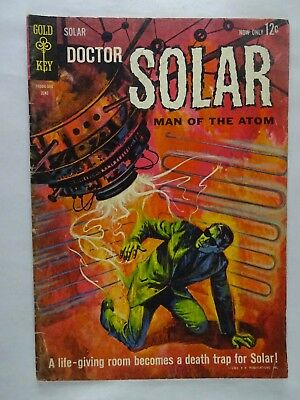Doctor Solar, Man of the Atom #4   The Deadly Sea   Gold Key