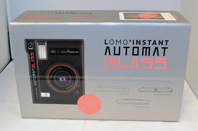 Lomo Instant Automat Glass & Lenses Remote Control Colored Filters LI870B NEW