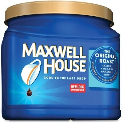 Maxwell House Original Ground Coffee Ground, KRF04648, KRF04648