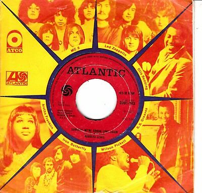 """7""""-   Barbara Lewis  = Someday We're Gonna Love Again / Baby I'm Yours"""