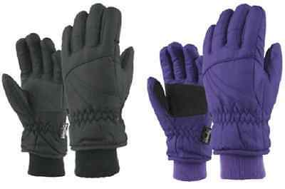 Girls Youth Ski Snow Winter Gloves NWT 7-14 Years NWT Insulated #20227