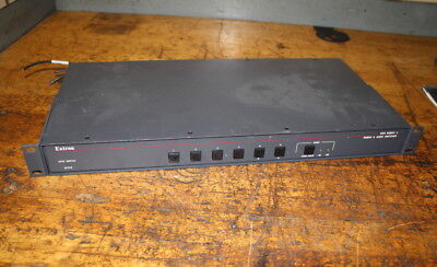 Extron SW6 RGBHV And Audio Video Switcher