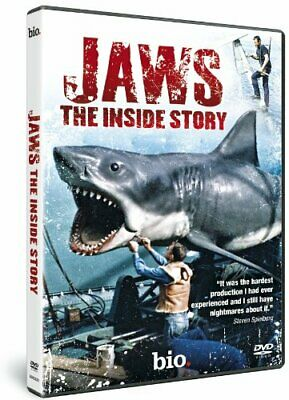 Jaws: The Inside Story [DVD] - DVD  Z6VG The Cheap Fast Free Post