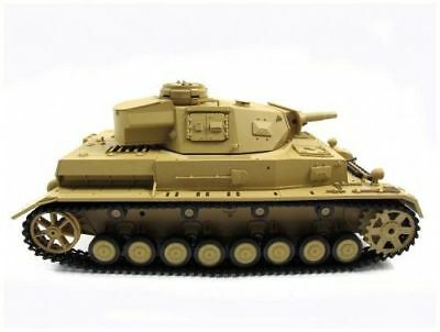 NEWEST 2.4G Heng Long Panzer IV Tank(Super 2.4G Version)