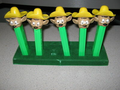 PEZ Warner Brothers 1970s (1 item) SPEEDY GONZALES 3.9-2 Hong Kong