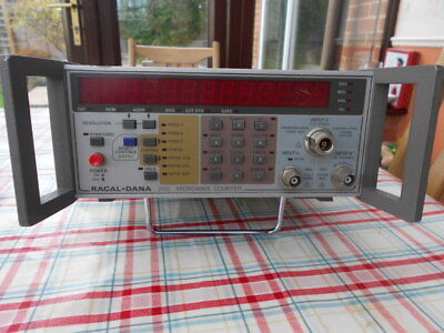 Racal - Dana 20GHz microwave frequency counter, Model 2101