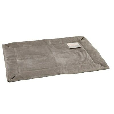 """K&H Pet Products Self-Warming Crate Pad Extra Extra Large Gray 37"""" x 54"""" x 0.5"""""""