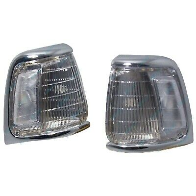 for Toyota Hilux 91-97 Clear Corner Indicator Lights 2WD