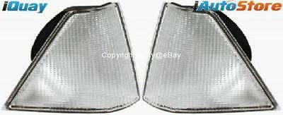 Ford Falcon '79-'82 XD Clear Corner Indicator Lights Pair NEW