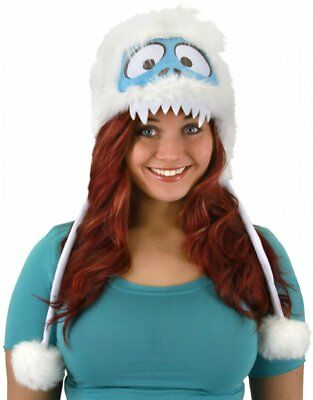 Rudolph The Red Nose Reindeer Bumble Hoodie Hat Adult Kids Child Snowman Costume