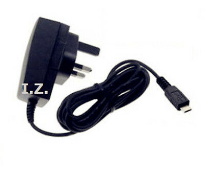 """UK 2A HIGH POWER MAINS CHARGER FIT Linx 12X64 12.5"""" - 2 in 1 Laptop Tablet"""