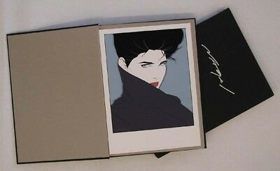 Patrick Nagel Slipcased Hardcover Edition with Frameable Lithograph, Boxed Ed.