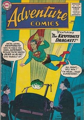 Adventure Comics 256 strict 1959 FN+ 6.5 High-Grade Green Arrow's #1 Case 50%