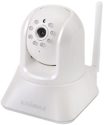 Edimax IC-7001W - Wireless Day & Night Pan/Tilt IP Camera