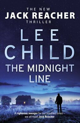 The Midnight Line: (Jack Reacher 22) by Child, Lee Book The Cheap Fast Free Post