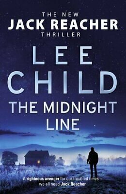 The Midnight Line (Jack Reacher) by Child, Lee Book The Cheap Fast Free Post