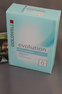 Evolution neutral Wave 0 kräftiges Naturhaar Goldwell Dauerwelle