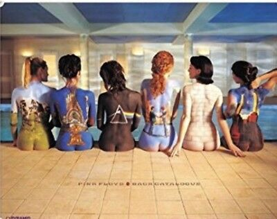 Pink Floyd Back Catalogue Maxi Poster 61cm x 91.5cm NEW LICENSED Free P+P