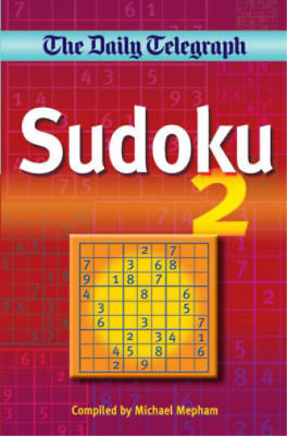The Daily Telegraph: Sudoku 2, Telegraph Group Limited, Used; Good Book