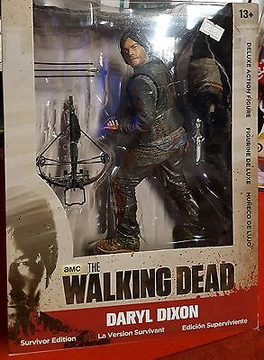 MC Farlane TWD The Walking dead Daryl Dixon  25 cm Figur / Statue