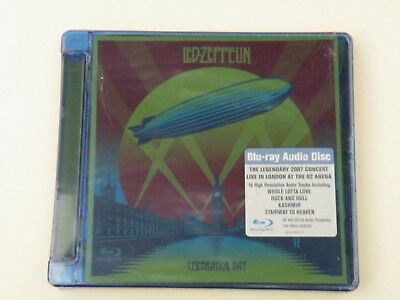 Led Zeppelin - Celebration Day - Blu-Ray Warner 2012 24-Bit - Nuovo/new
