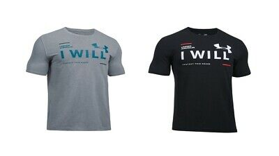 """Under Armour """"I will protect this house"""" T-Shirt (1297961) Herren Sport Shirt"""