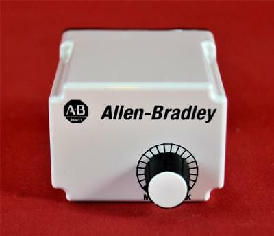 Allen-Bradley 700-HT22CU120 Timing Relay 11-Pin Tube Base Off-Delay 120VAC 2PDT