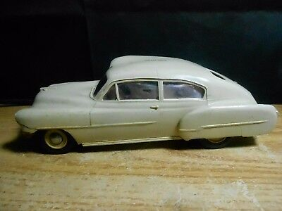 CHEVROLET CAR AUTO SAHARA BEIGE TOY BANK DIECAST VINTAGE as is as found no key
