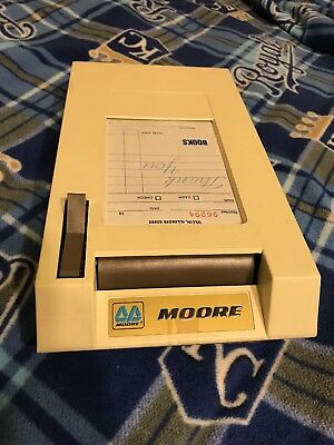 Vintage Moore Receipt Dispenser