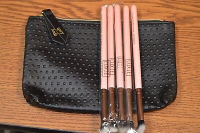 5x Luxie 207 Medium Angled Shading Brush ~ Eyeshadow Makeup Brush + Sept Ipsy