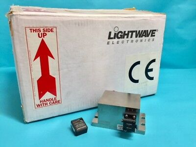 Lightwave Electronics Q-Switched Laser Head Series 110 + 110A Personality Module