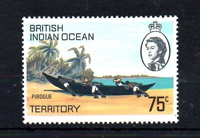 Stamp From The British Indian Ocean Territory 1969.
