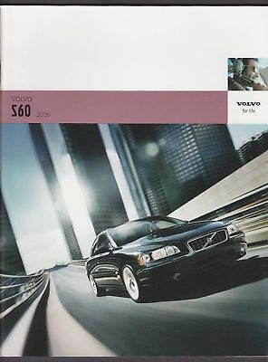 2006 Volvo S60 sales catalog