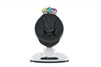 (NEWEST MODEL) BLACK CLASSIC - 4moms mamaRoo 4.0, Baby Swing, USED IN RETAIL BOX