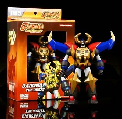 MIRACLE MOST WANTED LEGEND OF DAIKU MARYU VFS005 GAIKING THE GREAT 15cm NUOVO
