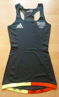 Adidas DLV DOSB Olympia Damen Germany Leichtathletik Team Kleid Rio 2016