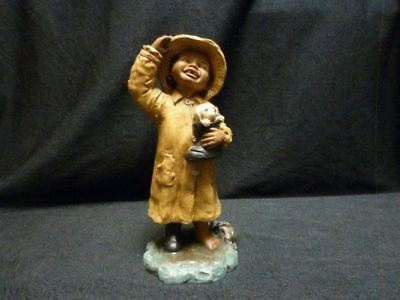 1989 Martha Holcombe All God's Children Vintage Figurine Kacie #44