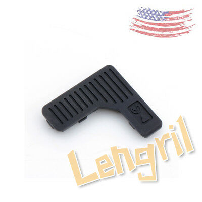 US SHIP Body Bottom Rubber Cover Replacement Part For Nikon D300 D300S D700