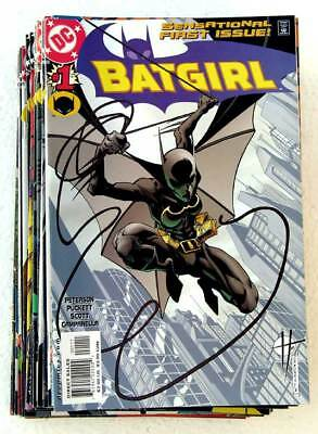 Complete Run BATGIRL No.1-30 DC Comics 2000-'02 Gotham City's Newest Heroine VF+