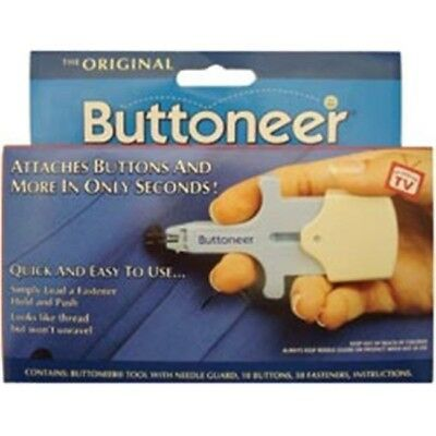 Avery Fasteners 93433 The Original Buttoneer Fastening System-