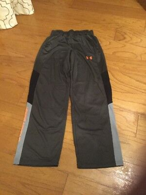 under armour youth boys pants large