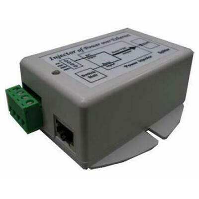 Tycon Systems TP-DCDC-1224 24V POE Out 24W DC To DC Converter And POE Inserter