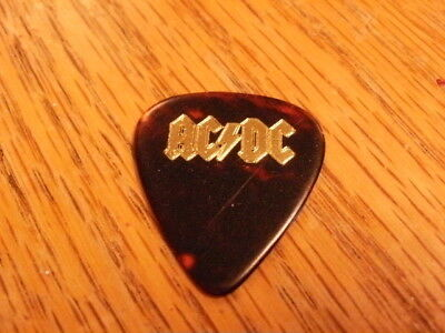 AC/DC Angus Young Devil 1995 Ballbreaker  Tour Guitar Pick